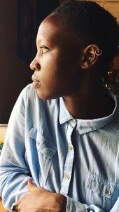 Photograph of Renée Mboya