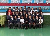 Steve McQueen Year 3 2019 Robert Fitzroy Primary Academy