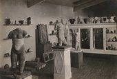 Françoise Vizzanova Rodin's collection of antiquities at Meudon, Musée Rodin. [PH.6135]