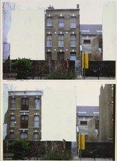 Rachel Whiteread Study for House 1992© Rachel Whiteread
