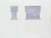 Rachel Whiteread Trafalgar Square Project 1998 Gagosian Gallery © Rachel Whiteread