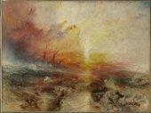J.M.W. Turner Slave Ship