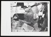 Photocopy of a collage by Schwitters