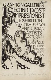 Exhibition Catalogue 'Second Post-Impressionist Exhibition', Grafton Galleries, London