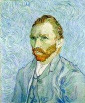 Vincent van Gogh Self-portrait1889