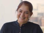 Sheba Chhachhi portrait