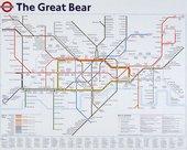Simon Patterson The Great Bear 1992