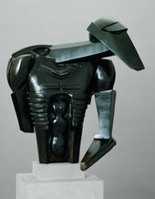 Sir Jacob Epstein Torso in Metal from 'The Rock Drill' 1913-4 Tate © The Estate of Sir Jacob