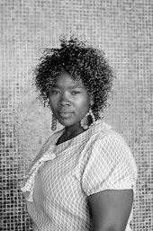 Zanele Muholi portrait of Siya Mcuta