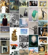 Screenshot of Pinterest board