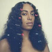 A photograph of Solange Knowles Ferguson