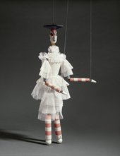 Marionette by Sophie Taeuber-Arp