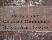 Roberson's stamp © Tate, London 2003