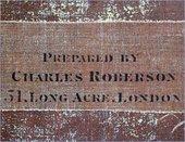 Roberson's stamp © Tate, London 2003