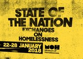 Museum of Homelessness presents State of the Nation – a year-long response to the homelessness crisis in the UK.