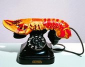 sign up to tate emails, image is Dali's Lobster Telephone
