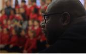 Steve McQueen at primary school