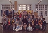 School class portrait from 1979