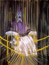 Francis Bacon Study after Velazquez's Portrait of Pope Innocent X1953