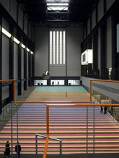 SUPERFLEX installation in Turbine Hall