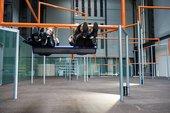 Swings at Tate Modern
