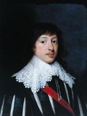 Fig.1 Cornelius Johnson 1593-1661 Portrait of an Unknown Gentleman 1629 Oil paint on panel 435x 318 mm T00744