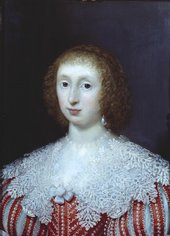 Fig.1 Cornelius Johnson 1593-1661 Portrait of an Unknown Lady 1629 Oil paint on panel 410 x 330 mm T00745