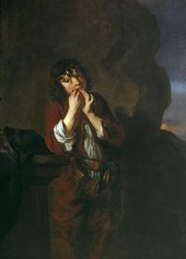 Fig.1 Sir Peter Lely Boy Playing a Jew's Harp c.1648 Tate T00884