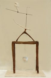 Alberto Giacometti, Hour of the Traces, 1932
