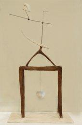 Alberto Giacometti, Hour of the Traces, 1932