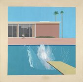 Fig 1 David Hockney, A Bigger Splash 1967