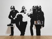 Jeremy Deller The Battle of Orgreave Archive (An Injury to One is an Injury to All)2001