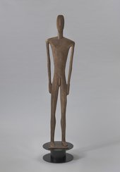 Takis, Bronze Figure, 1954-1955, cast 2009