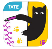 Tate Kids Draw & Play app