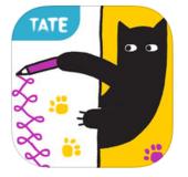 Tate Kids Draw & Play app