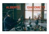 Tate etc spread with Giacometti in the studio
