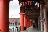 Tate Liverpool entrance