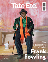 Cover of Tate Etc. issue 46: Summer 2019
