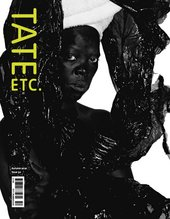 Cover of Tate Etc. Issue 50 featuring Zanele Muholi