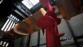 Richard Tuttle's Tate Turbine Hall commission