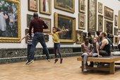 Men and Girls Dance at Tate© Tate