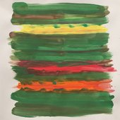 Tate Create art inspired by Green and Mauve Horizontals : January 1958