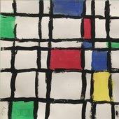 Tate Create art inspired by Mondrian