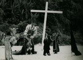 Glauber Rocha Terra em Transe [Land in Anguish] 1967, film still. Courtesy Paloma Rocha, Tempo Glauber