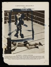 Francis Bacon Extract from unidentified boxing magazine