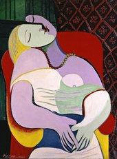 Pablo Picasso The Dream (Le Rêve) 1932