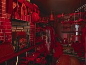 Robert Therrien Red Room 2000-2007