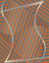 Tomma Abts, Zebe 2010. Tate © Tomma Abts