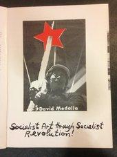 David Medalla, Socialist Art for Socialist Revolution
