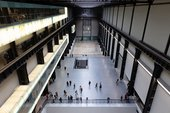 Tate Modern's Turbine hall